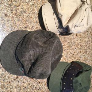 3 cute fashion hats